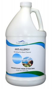 Anti-Allergy Window Cleaner-Gallon