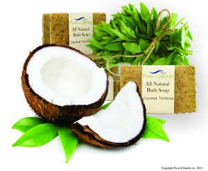 Bath & Beauty Bar - Coconut Lemon Verbena